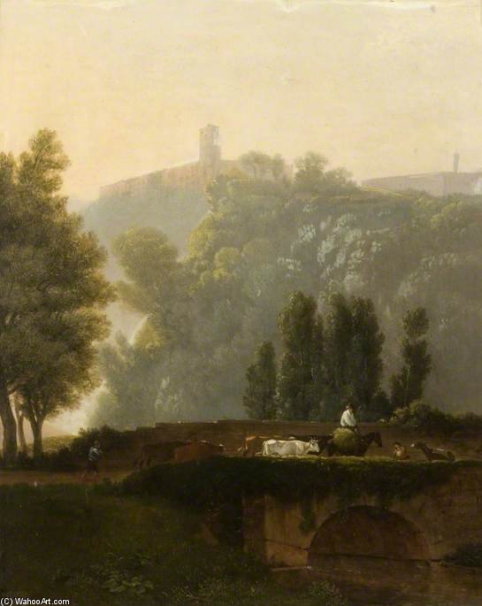 по Augustus Wall Callcott (1779-1844, United Kingdom) | Картина Копия | ArtsDot.com