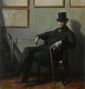 William Newenham Montague Orpen - Герберт Барнард Джон Эверетт