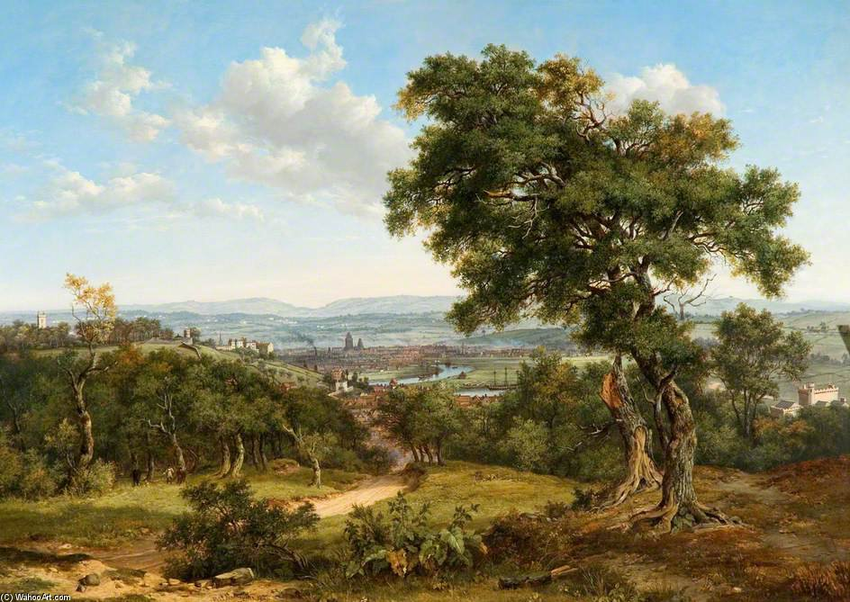 по Patrick Nasmyth (1787-1831, United Kingdom)