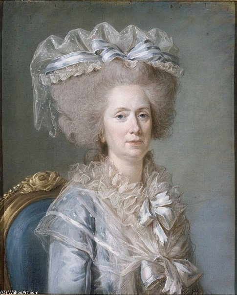 the overview of the painting by labille guiard 18th century art in europe 70 % god i what rumors did the artist adelaide labille-guiard have to face she had to face rumors that her paintings had been done by.