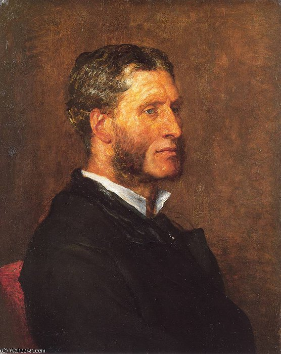 Мэтью Арнольд по Frederick Waters Watts (1800-1870, United Kingdom)