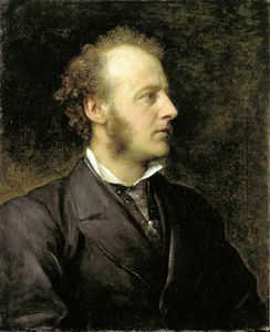 Frederick Waters Watts - Портрет сэра Джона Эверетта Ми..