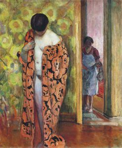 Henri Lebasque - Японский халат