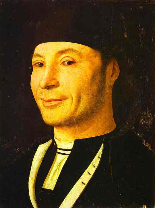 по Antonello Di Giovanni Di Antonio (Antonello Da Messina) (1430-1479, Italy)
