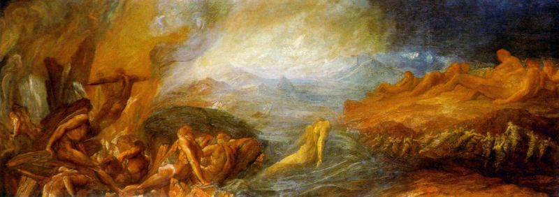 Безымянный 3091 по Frederick Waters Watts (1800-1870, United Kingdom)
