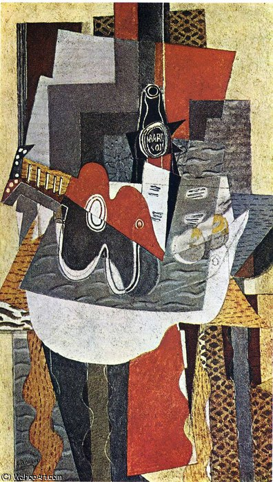 the life and works of george braque Georges braque (1882-1963): co braque's still life painting braque's works hang in the best art museums in europe and the united states.