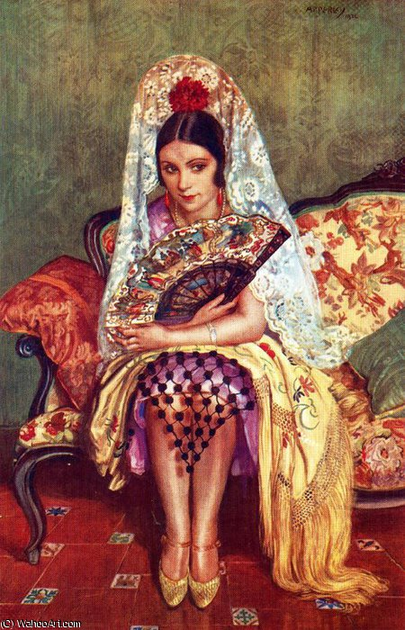 по Jorge Apperley (George Owen Wynne Apperley) (1884-1960, United Kingdom) | ArtsDot.com