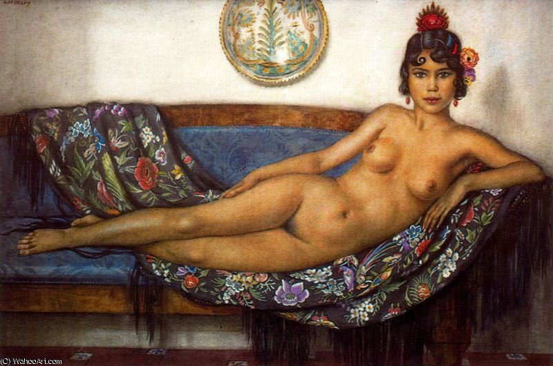 по Jorge Apperley (George Owen Wynne Apperley) (1884-1960, United Kingdom)