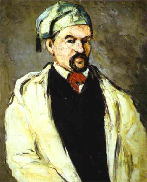 Дядя Доминик по Paul Cezanne (1839-1906, France) | Картина Копия | ArtsDot.com