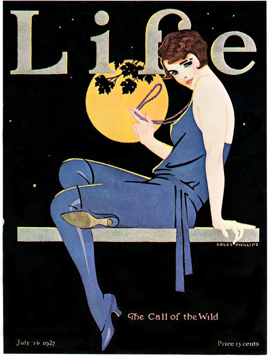 Без названия (898) по Coles Phillips (1880-1927, United States)