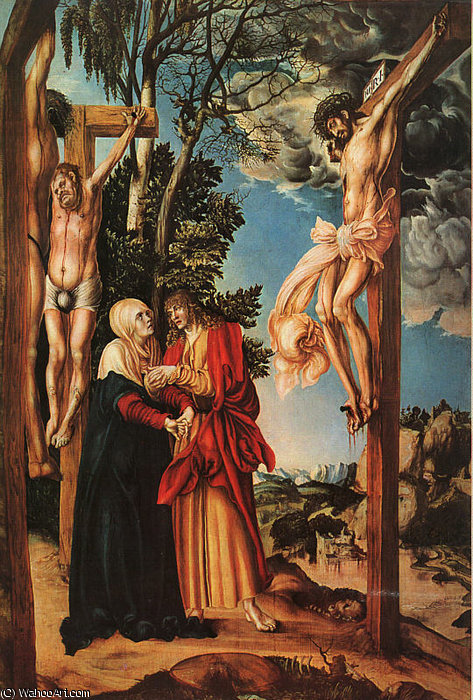 , 1503 по Lucas Cranach The Elder (1472-1553, Germany)