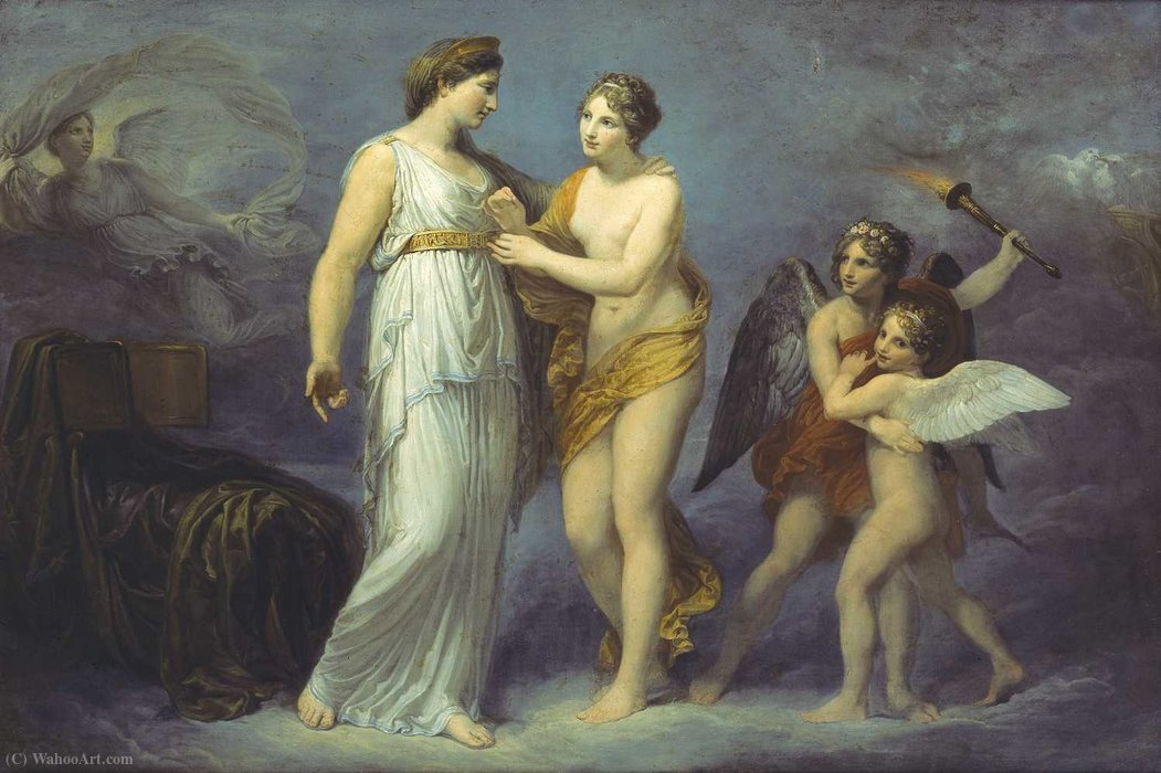 a discussion on the myth of aphrodite Critics derive the etymology of the epithet of the goddess by adducing a certain myth  aphrodite family part 4: aphrodite myths 1 general birth of aphrodite.