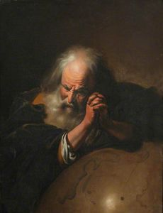 Paulus Moreelse - Гераклит
