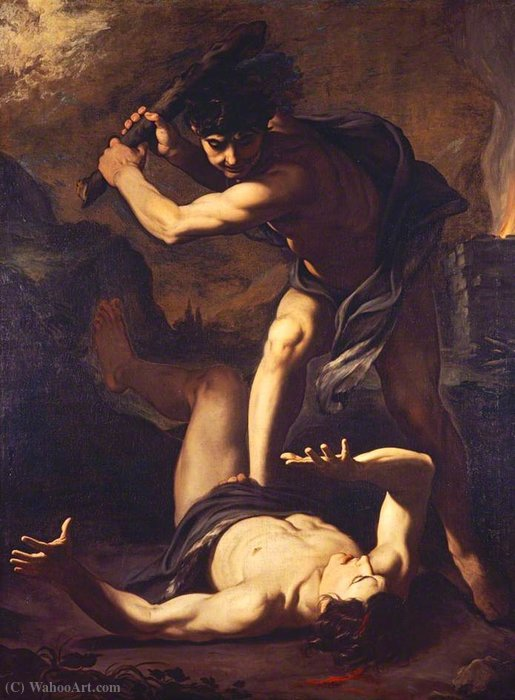 jealousy in cain abel God accepted abel's sacrifice because of abel's righteousness and cain, out of jealousy, slew abel this was the first ever case of murder committed upon the earth, and abel was chronicled in history as one of the first believers and as the first ever martyr.