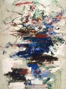 Joan Mitchell - Marlin
