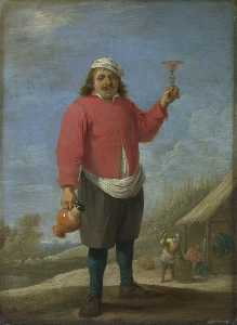 David The Younger Teniers - осени