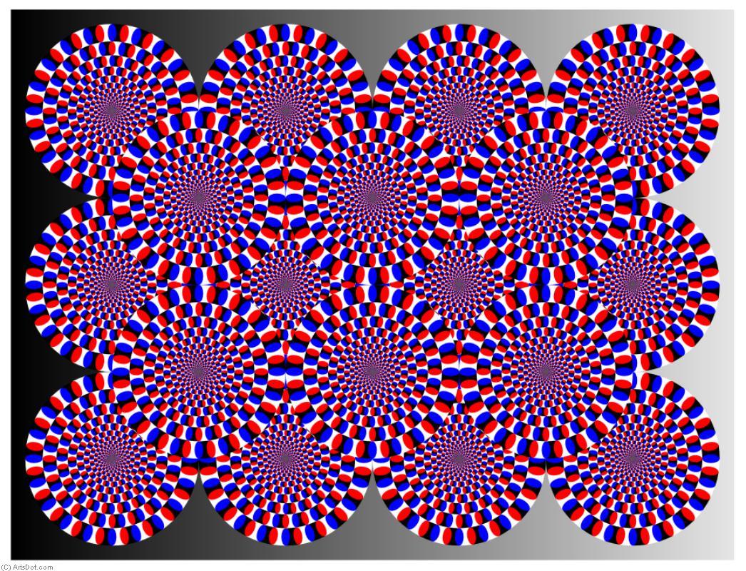сюда фото картинок обман зрения считают, что самый