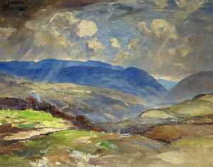 Francis Abel William Taylor Armstrong - shap fells , Вестморланд