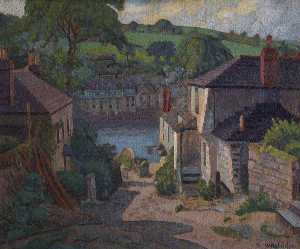 William Whitehead Ratcliffe - Bodinnick , Фоуи